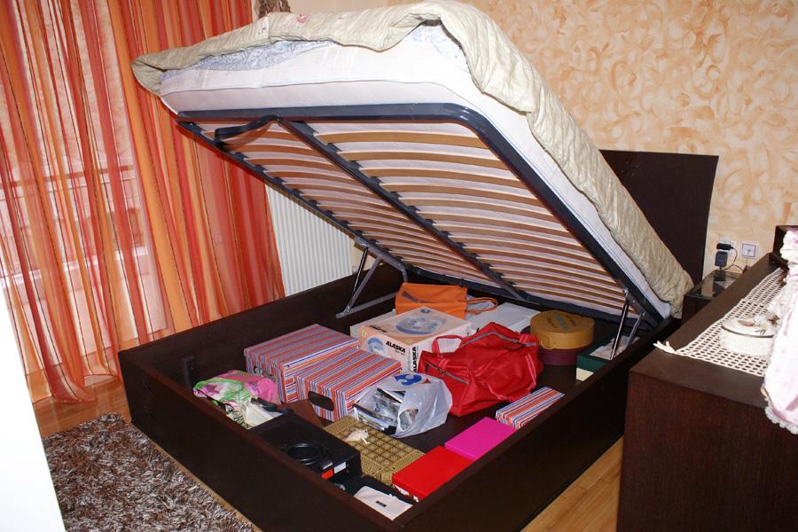 Μηχανισμός κρεβατιού