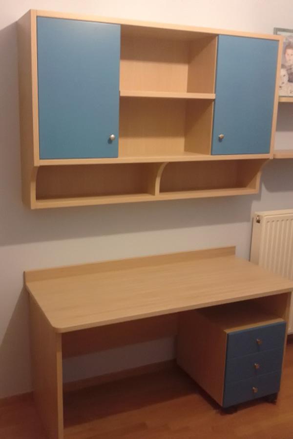 Παιδική βιβλιοθήκη και γραφείο