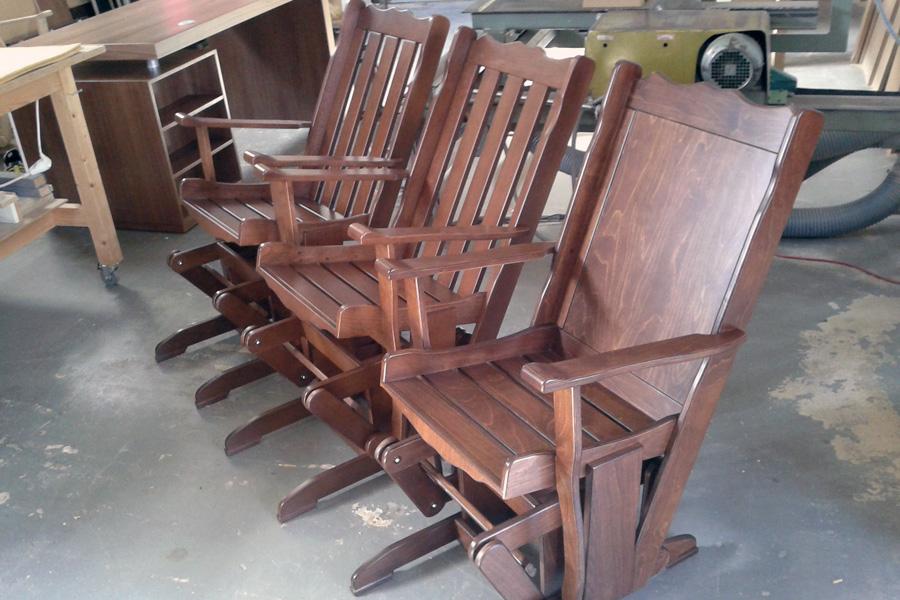 Κουνιστές καρέκλες
