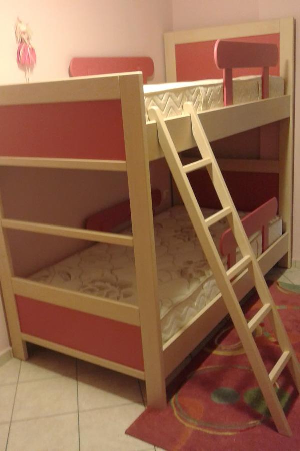 Παιδικά κρεβάτια κουκέτα